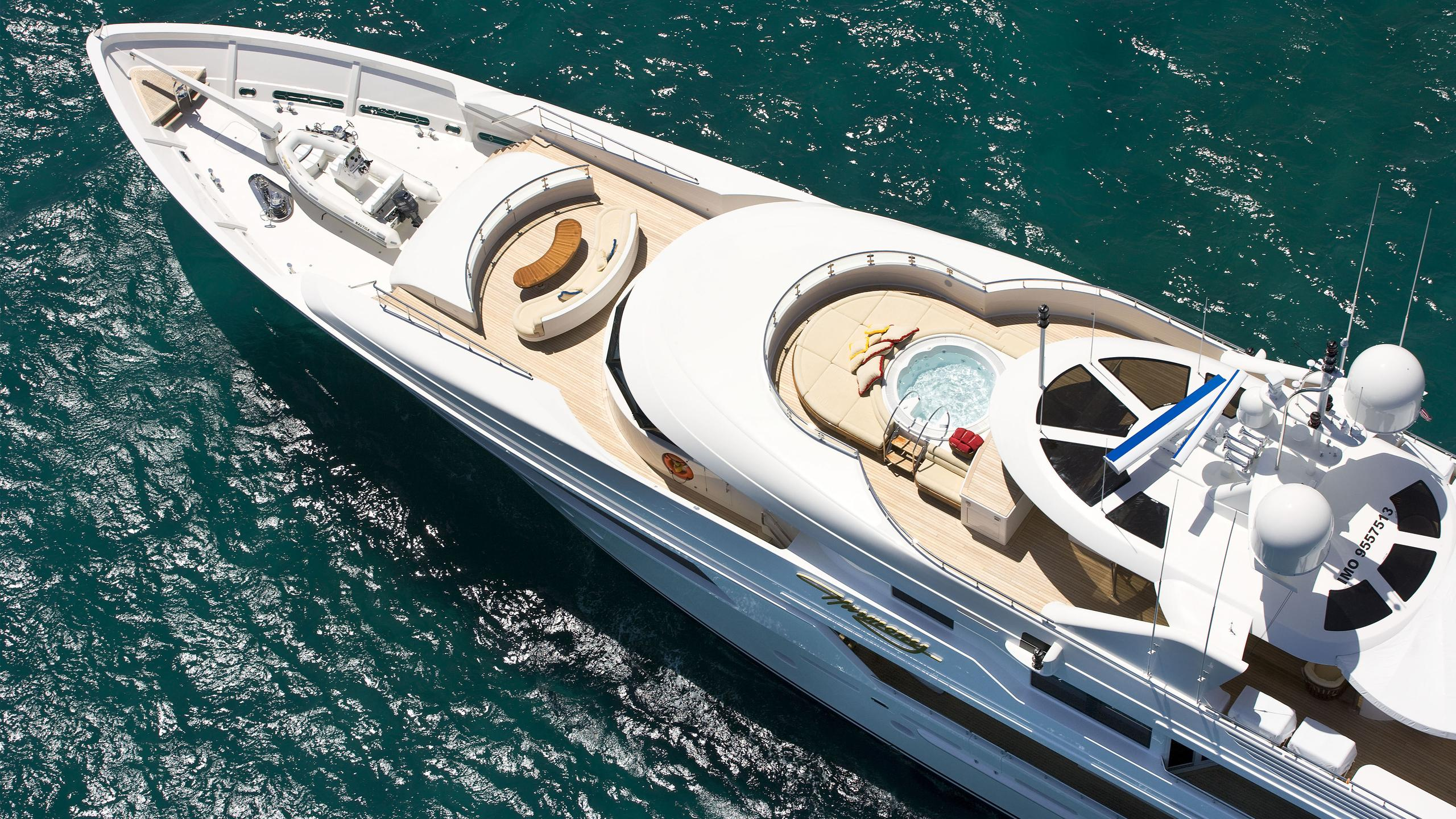 harmony-yacht-aerial-fore