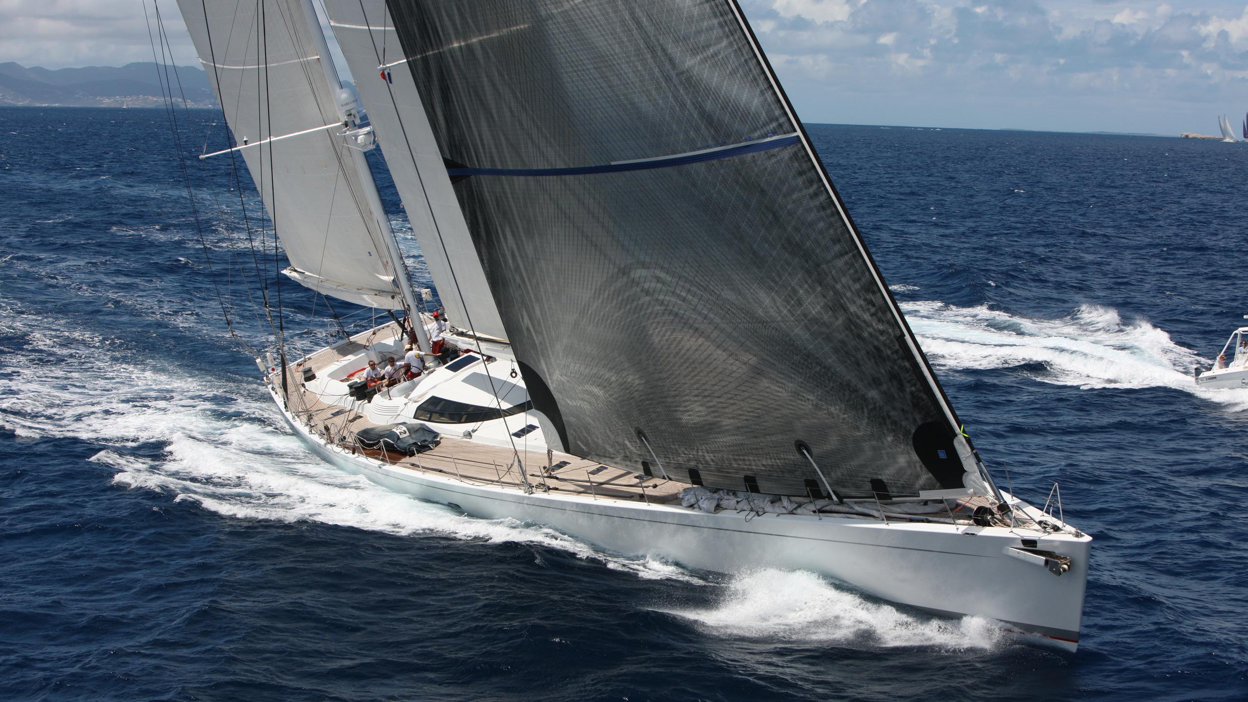 mari-cha-iii-yacht-at-sea