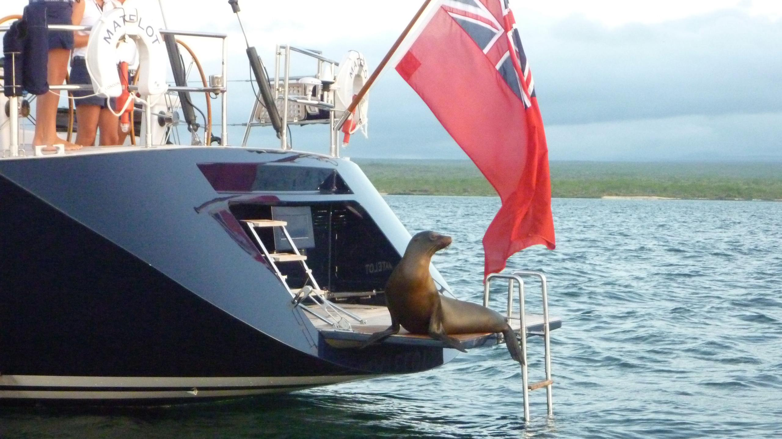 si vis pacem sailing yacht southern wind shipyard 24m 2005 stern