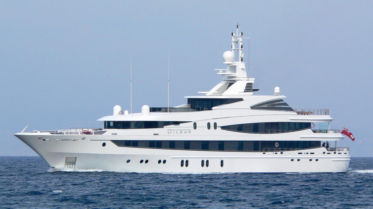 Luna B Yacht Was Natita Boat International
