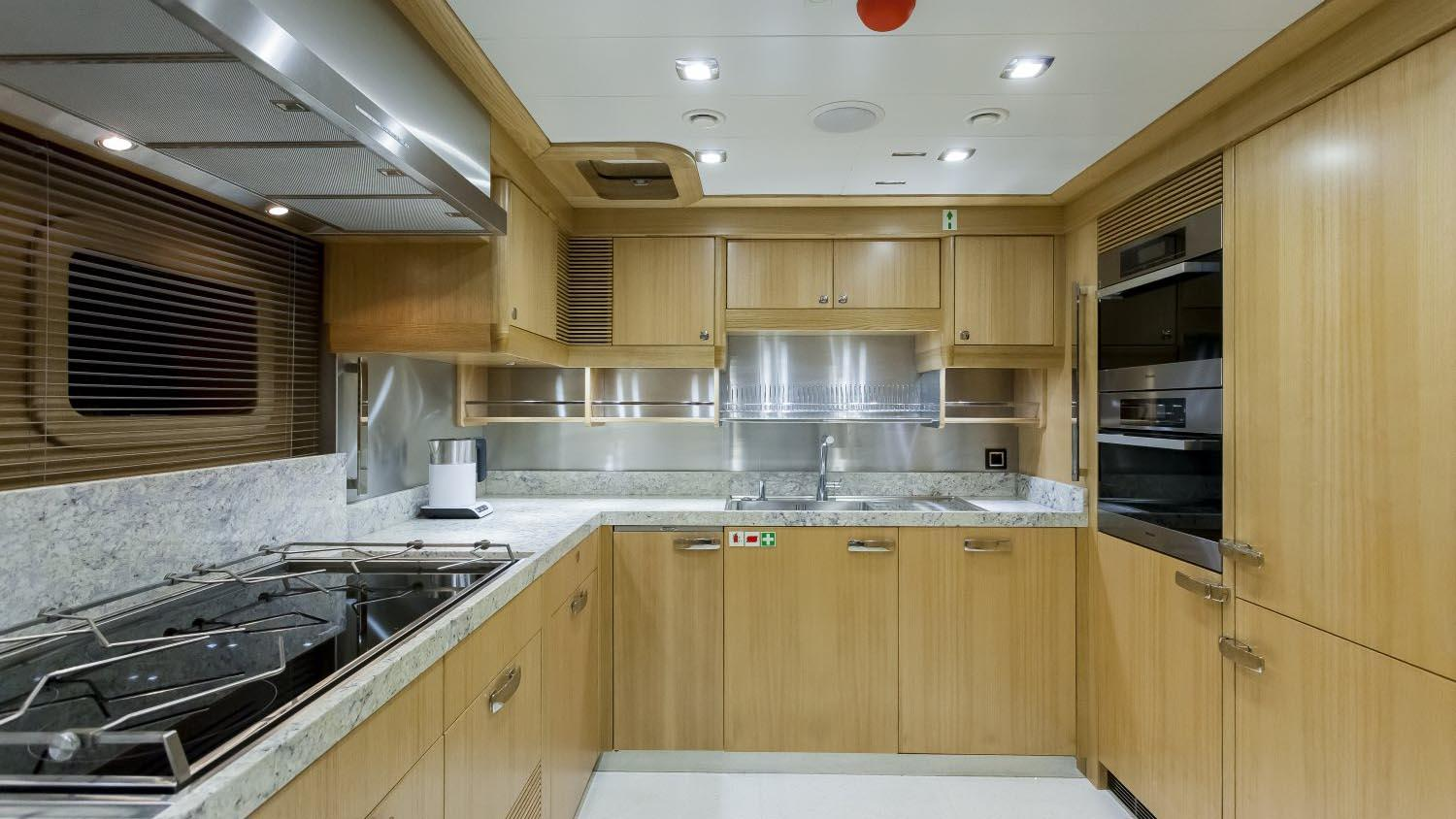 conrad-115-yacht-galley