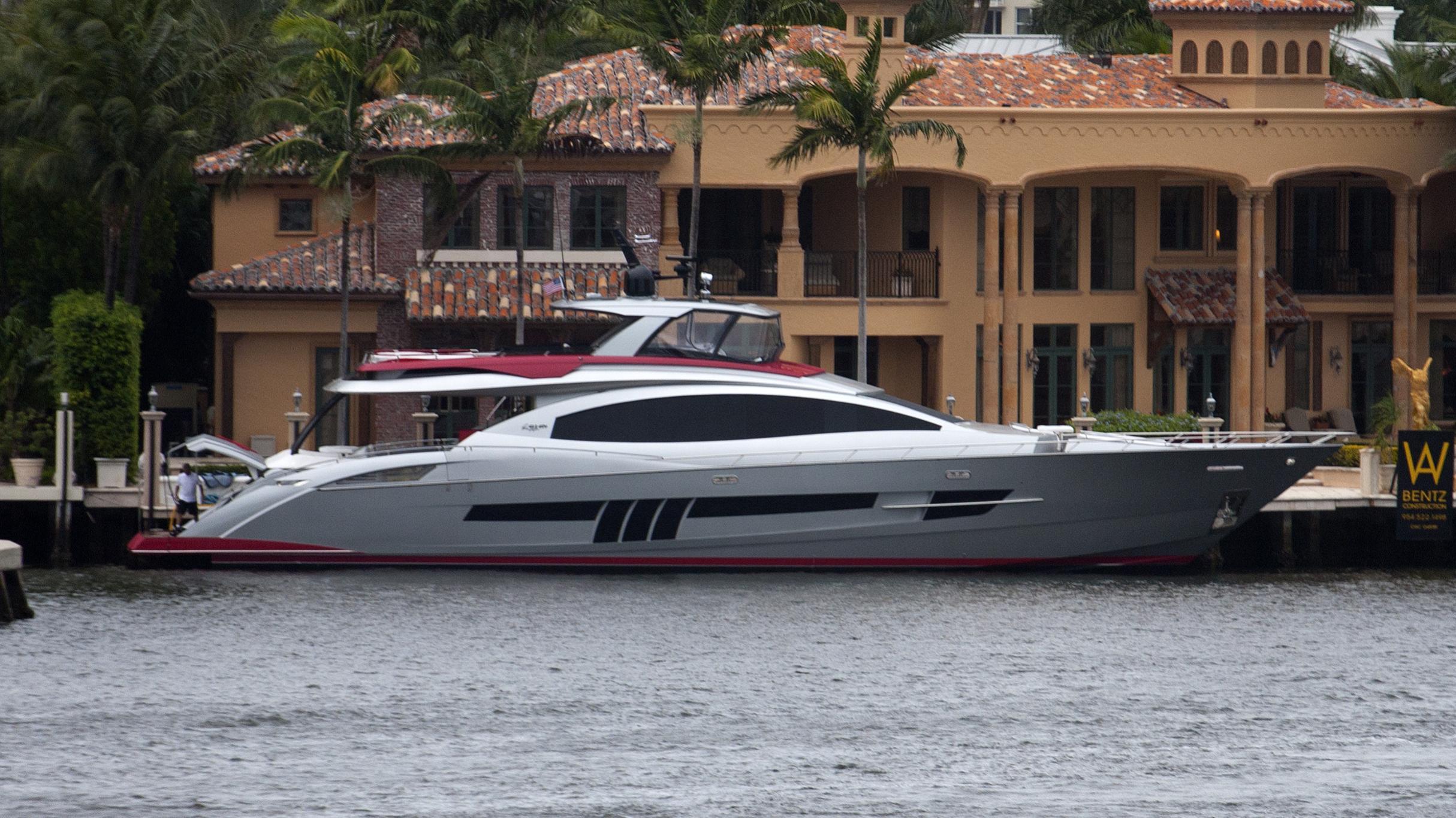 ashley virgin motoryacht lazzara 28m 2014 profile