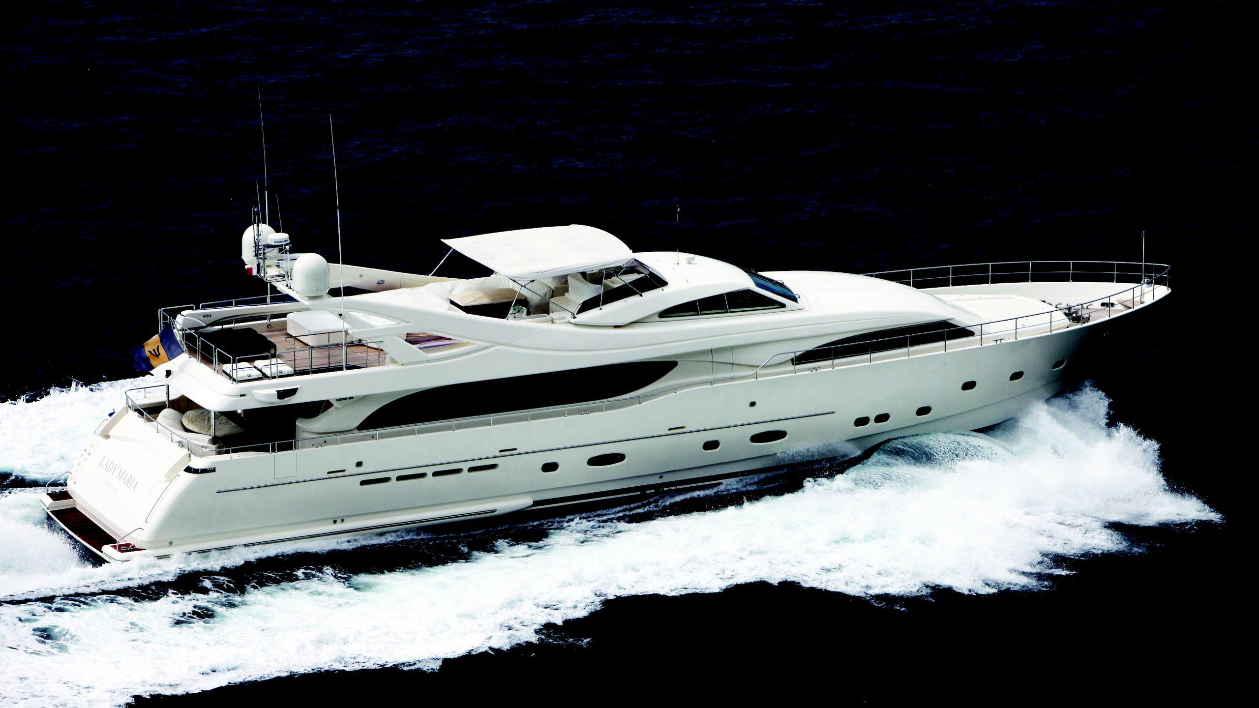 lady-maria-yacht-cruising
