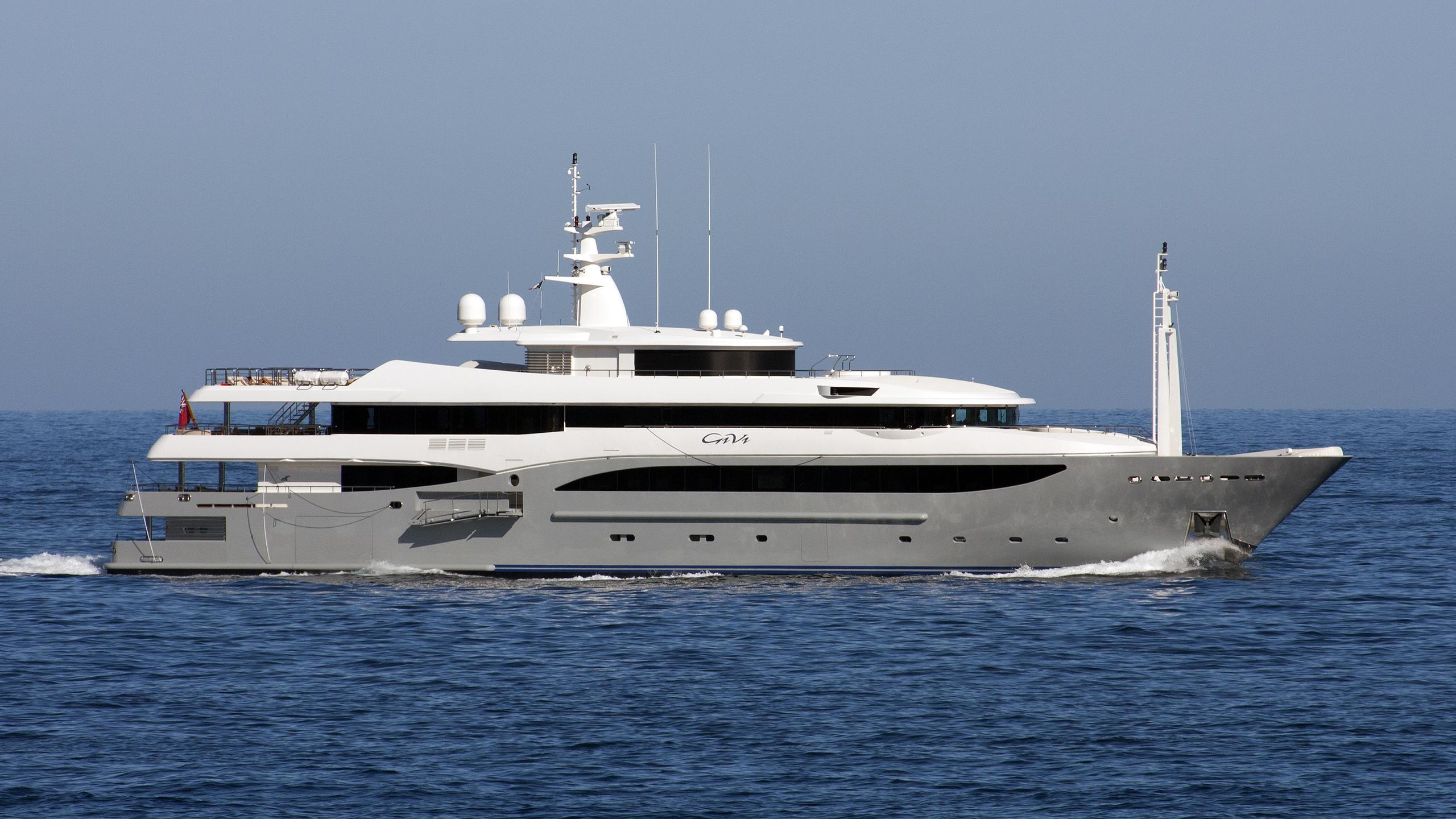 constance givi motoryacht crn 60m 2006 profile