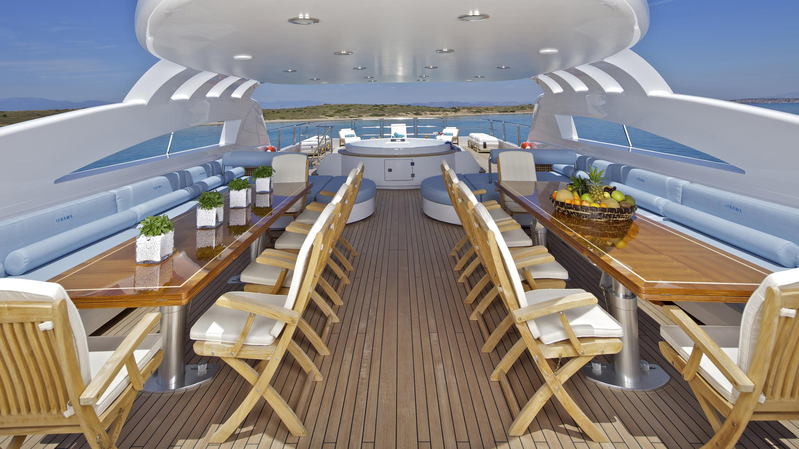 orama-yacht-fly-deck-dining