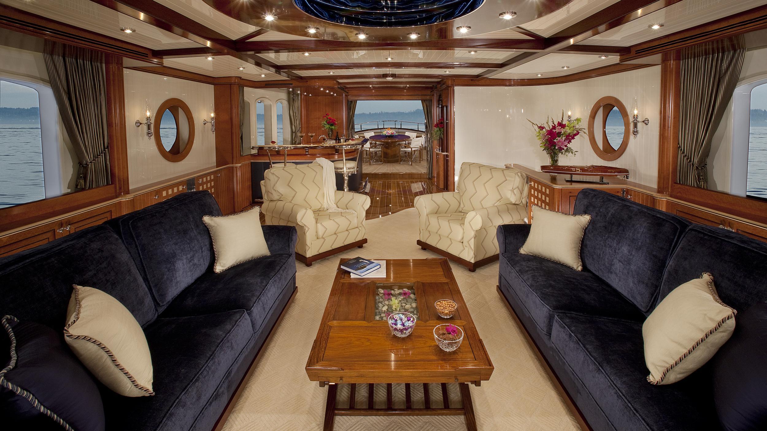 nadan sycara iv motoryacht burger boat 46m 2009 saloon