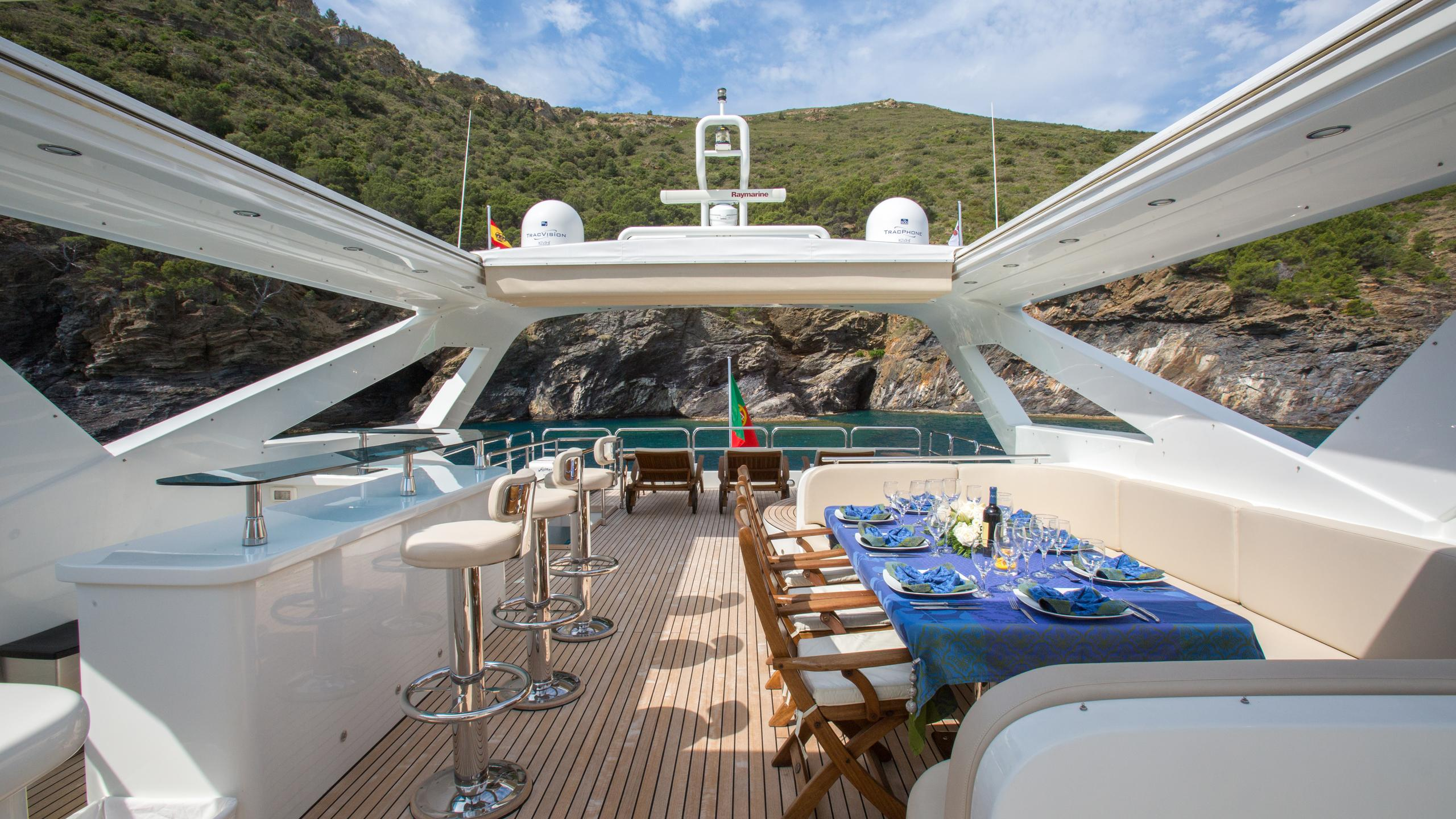 madness-yacht-sun-deck-bar
