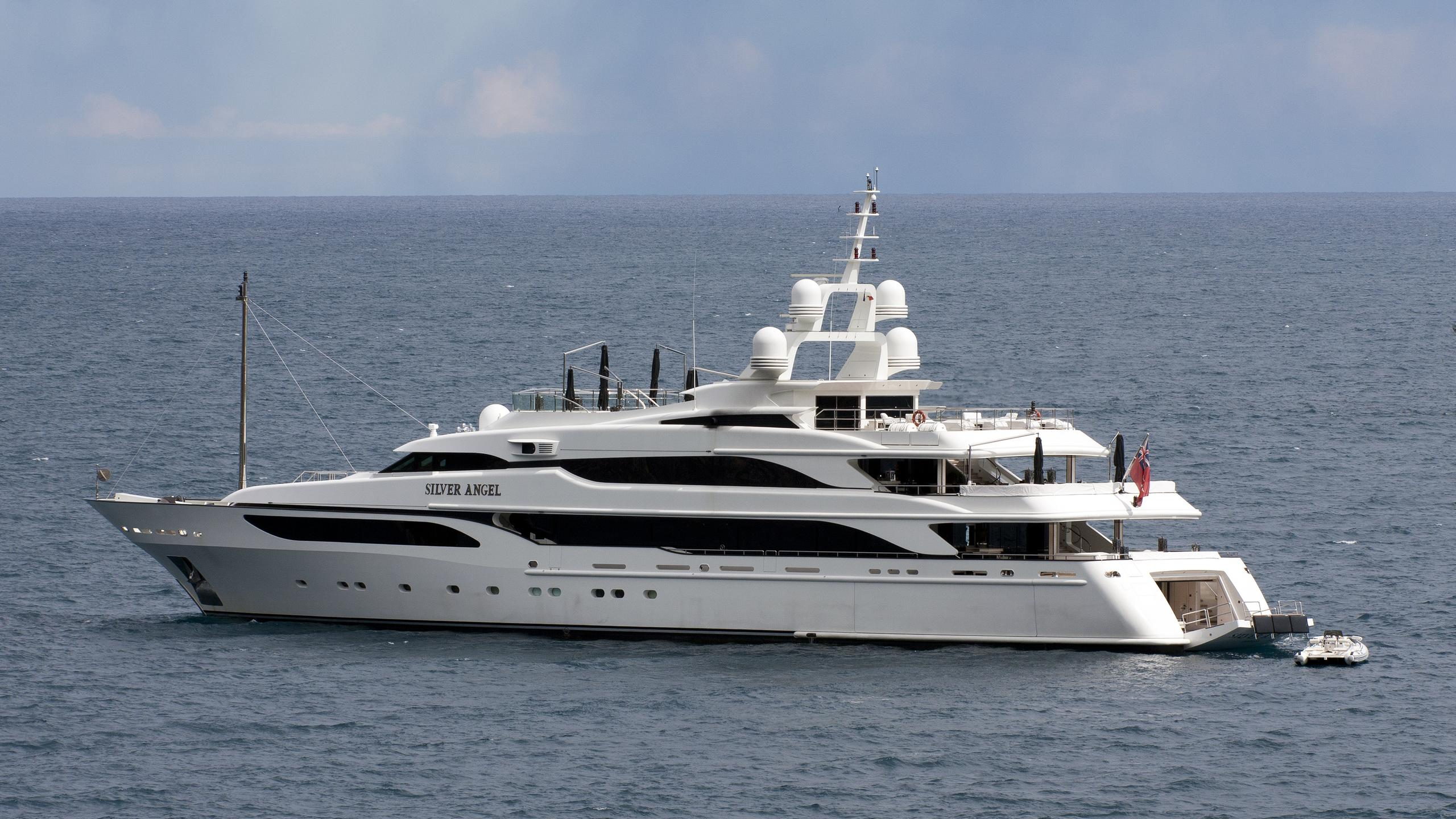 silver-angel-yacht-exterior