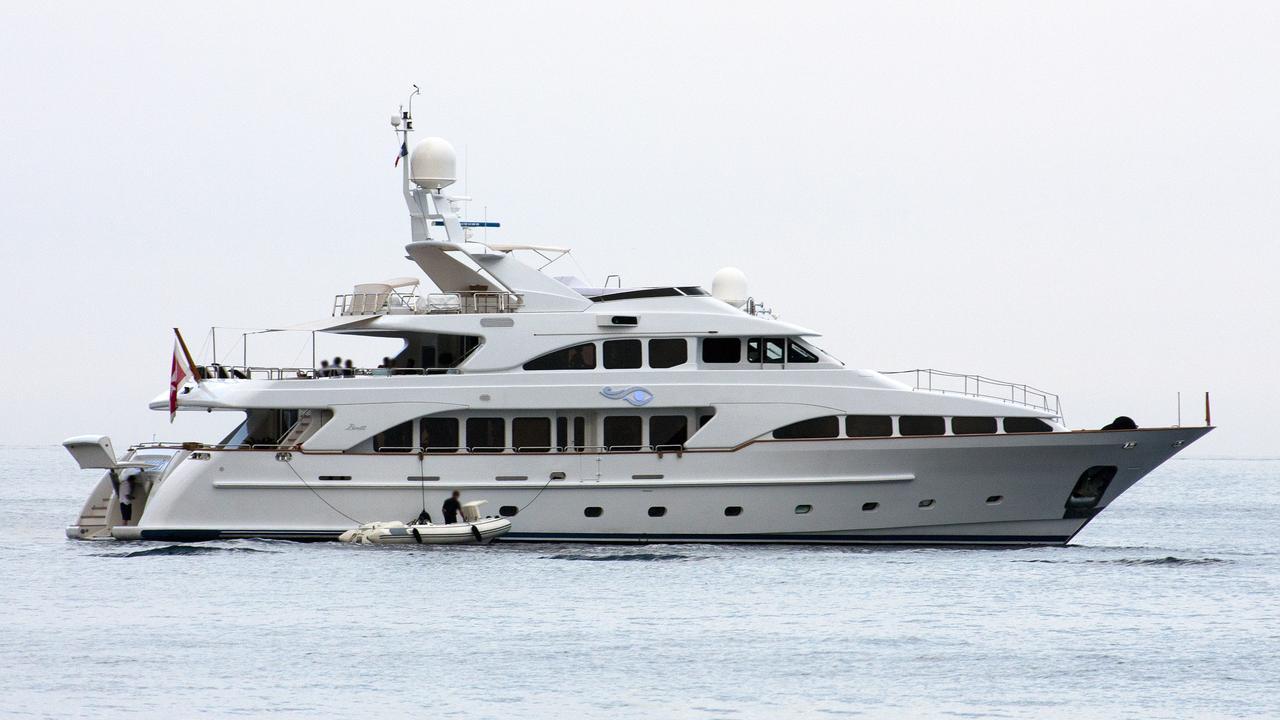 BANG! yacht (was: BANG!, built by Benetti) | Boat