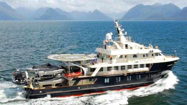 superyacht Atmosphere