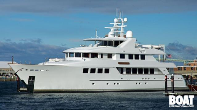 super yacht lady gayle marie