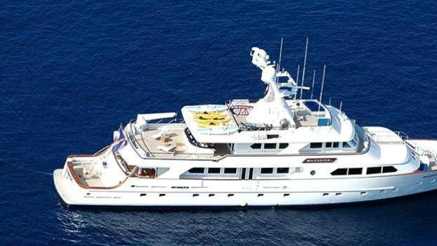 Super Yacht Maverick II