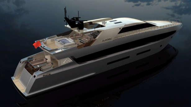 Super Yacht Anatomic 42