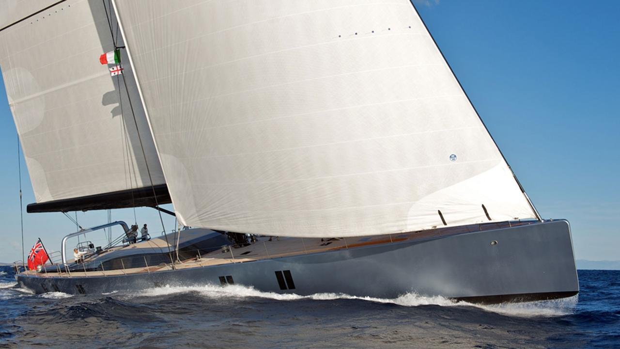 Sailing Yacht Sarissa