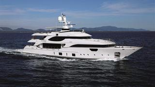 Super Yacht Soy Amor