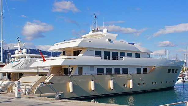 Super Yacht BaiaMare