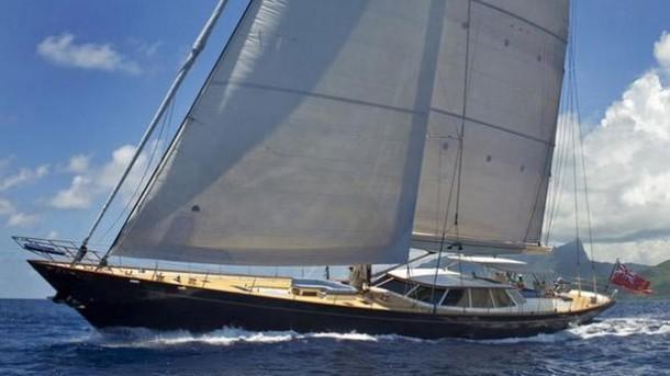 Sailing Yacht Inmocean