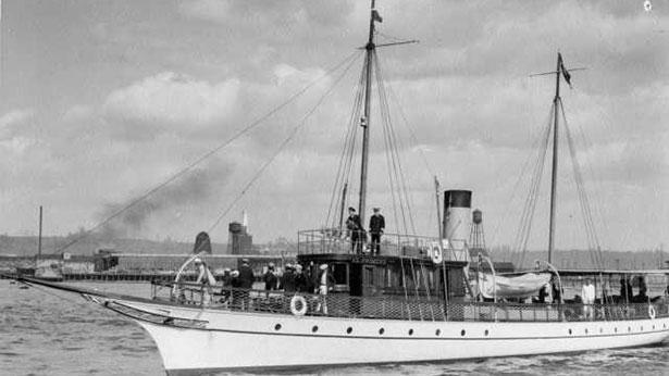 Super Yacht El Primero