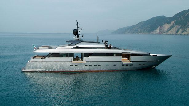 Super Yacht Princess Claudia II