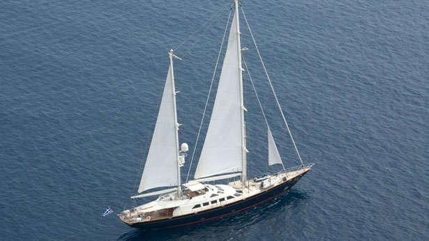 Sailing Yacht Ellen