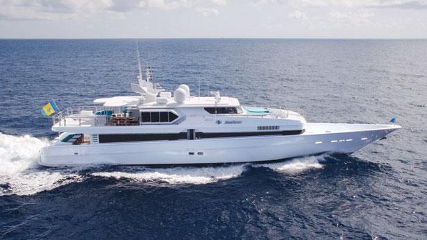 azura echo beeliever motoryacht oceanfast profile before refit