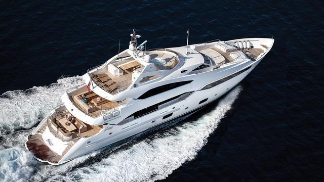 Super Yacht Jelana