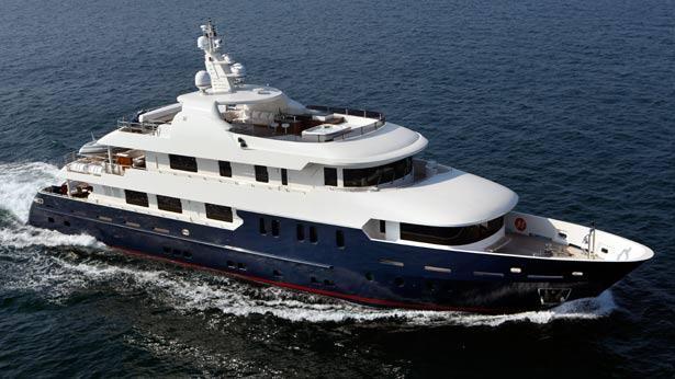 Super Yacht Serenity II