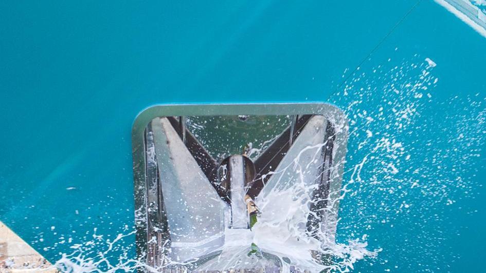 odyssey anka motoryacht princess yachts 40m 2015 christening