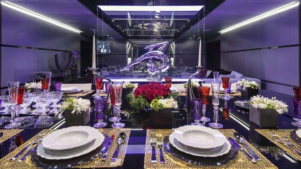 giraud cacos v motoryacht admiral 40m 2013 dining area