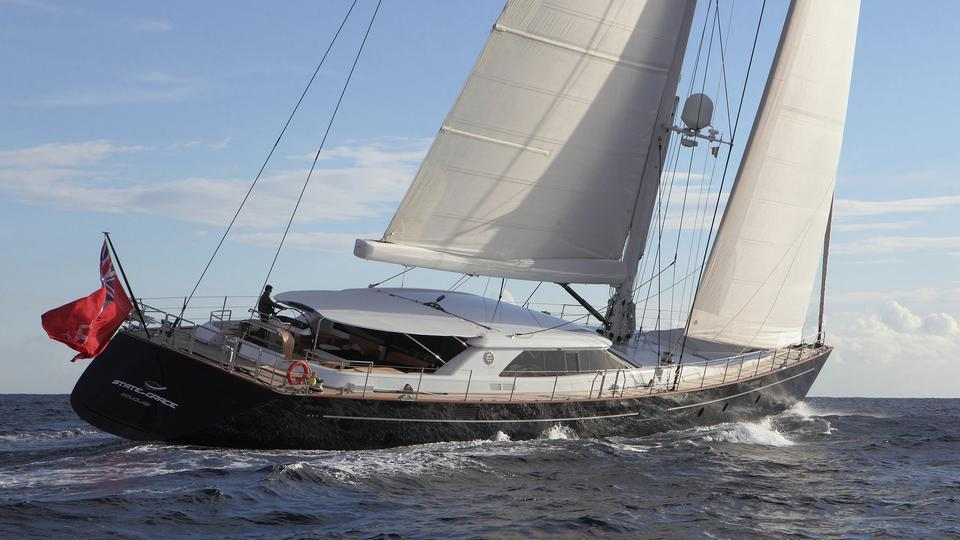 Sailing Yacht State of Grace