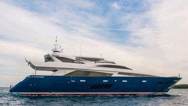 Super Yacht Lara I