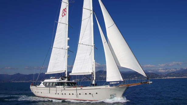 Super Yacht Renaissance