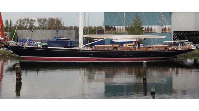 Sailing Yacht Atalante