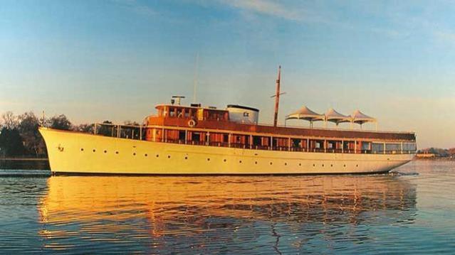 Super Yacht Miss Ann