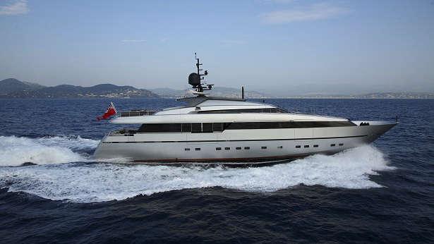 Super Yacht Orion