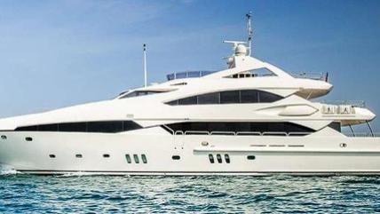 Super Yacht Serendipity