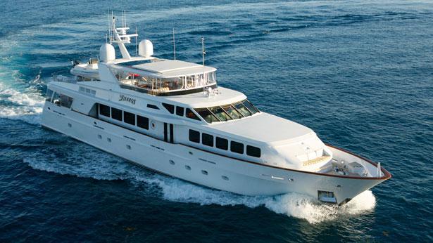 Super Yacht Carte Blanche
