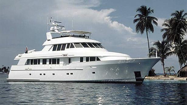 Super Yacht Murphy's Law