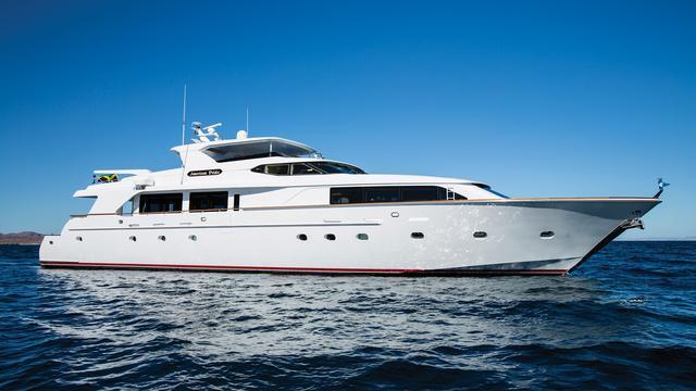 Super Yacht American Pride