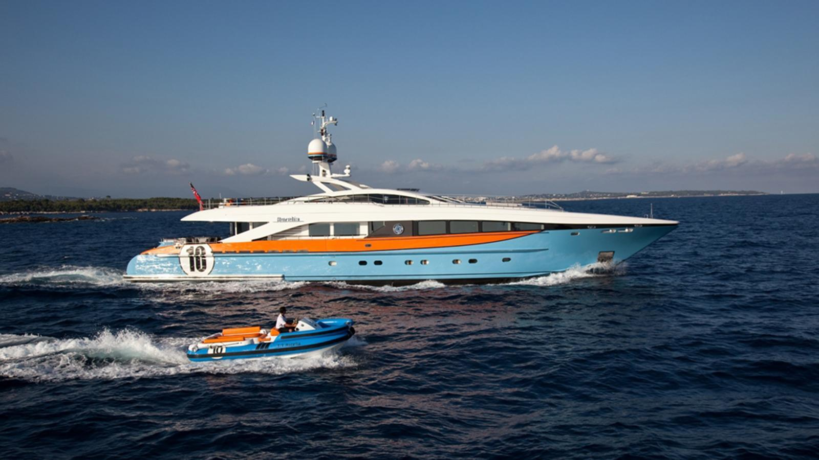 Super Yacht Aurelia