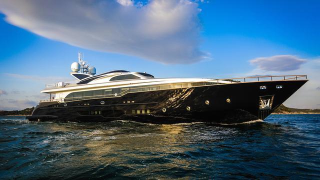 Super Yacht Harun