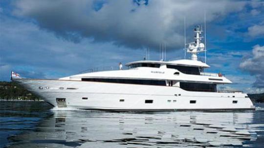 Super Yacht Masteka 2