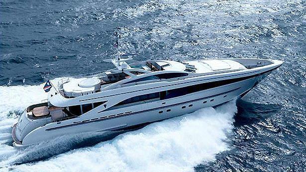 man of steel totally nuts motoryacht heesen yachts 37m 2005 profile
