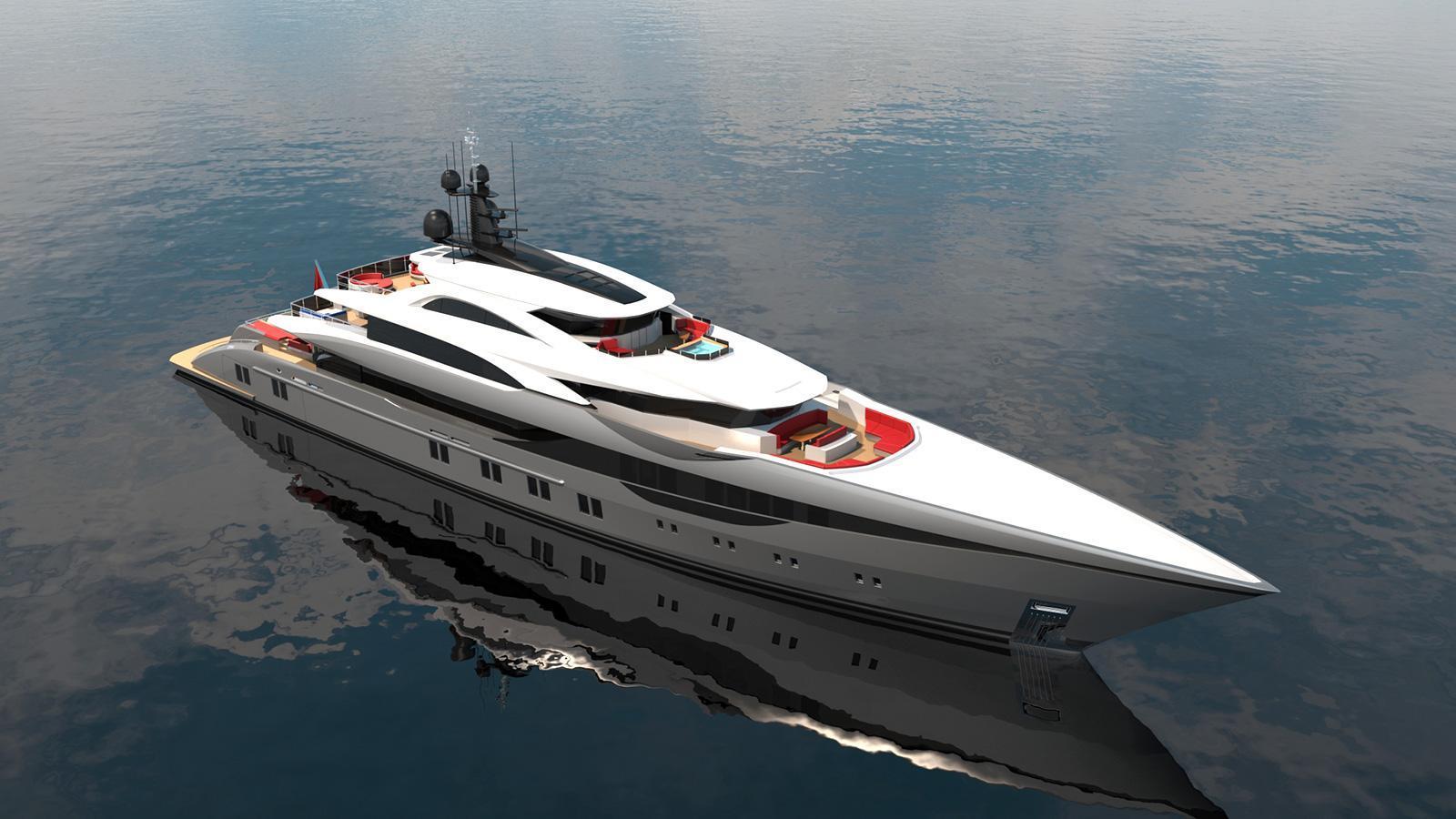 bilgin 263 motoryacht bilgin yacht 80m 2019 rendering