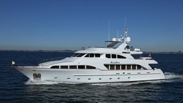 alani ii motoryacht benetti 35m 2002 profile