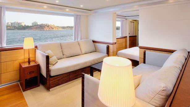 quaranta catamaran yacht logos marine 2013 34m saloon