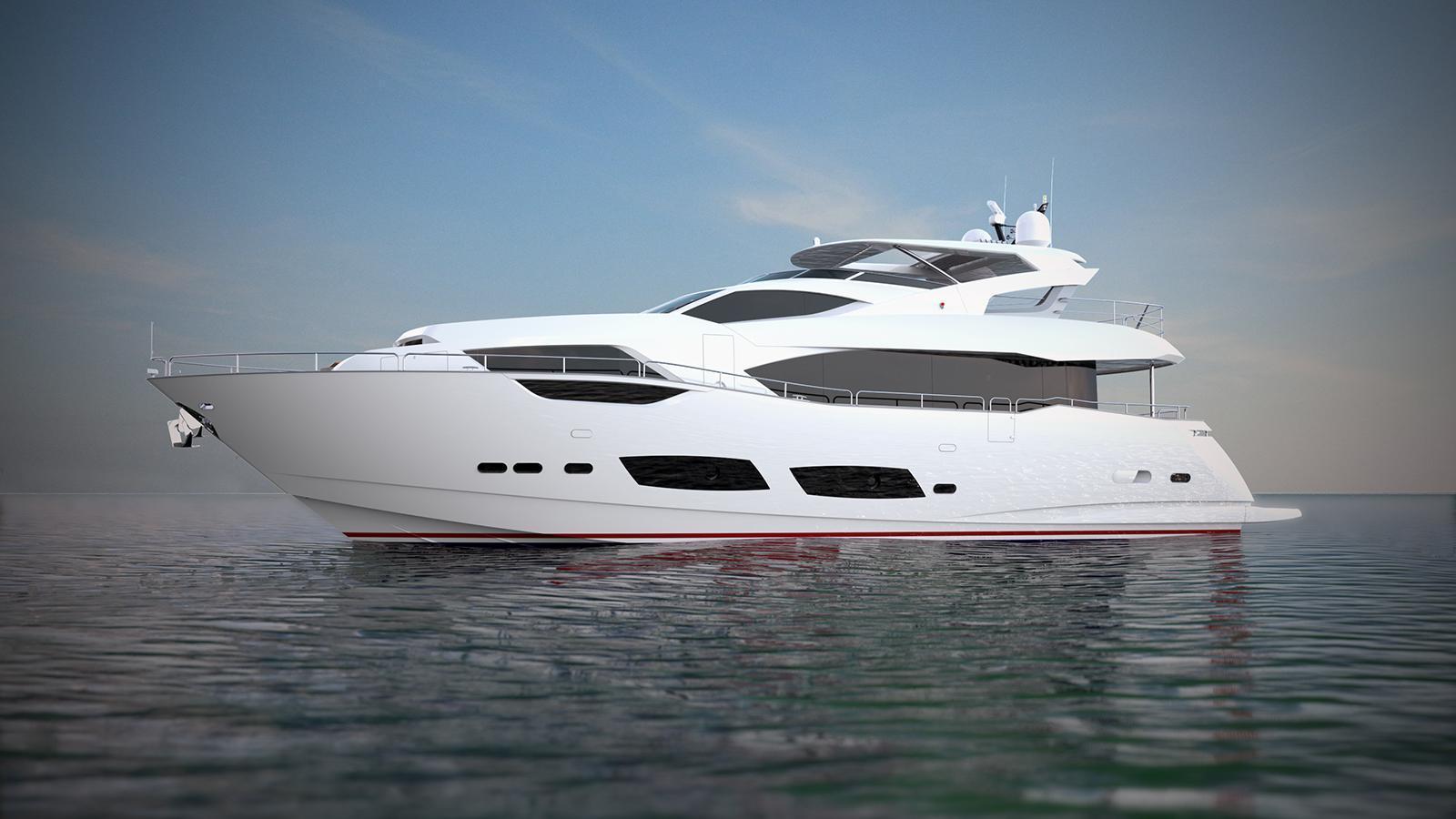 lavoro-sunseeker-95-yacht-rendering