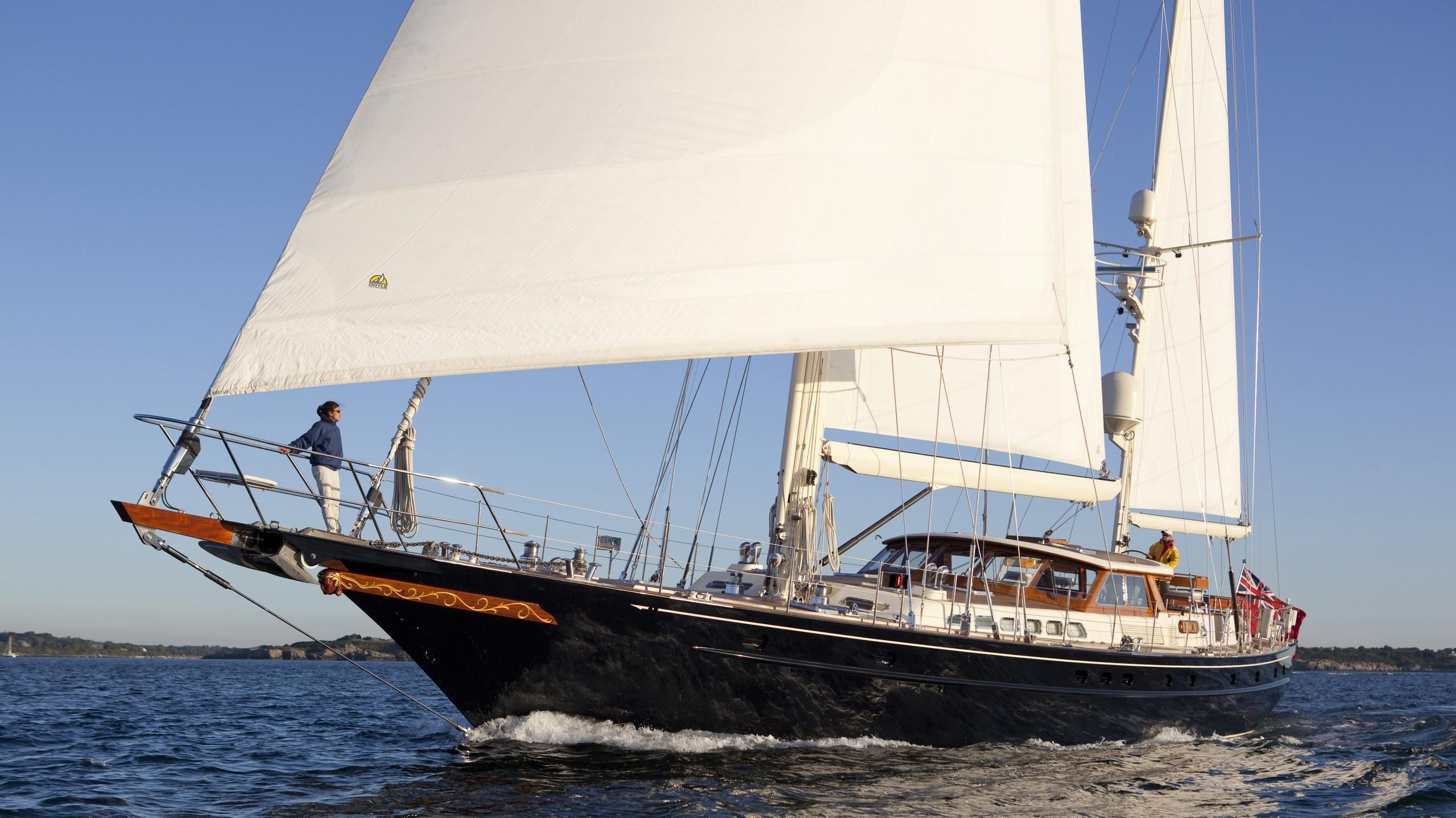 Cara Maria yacht