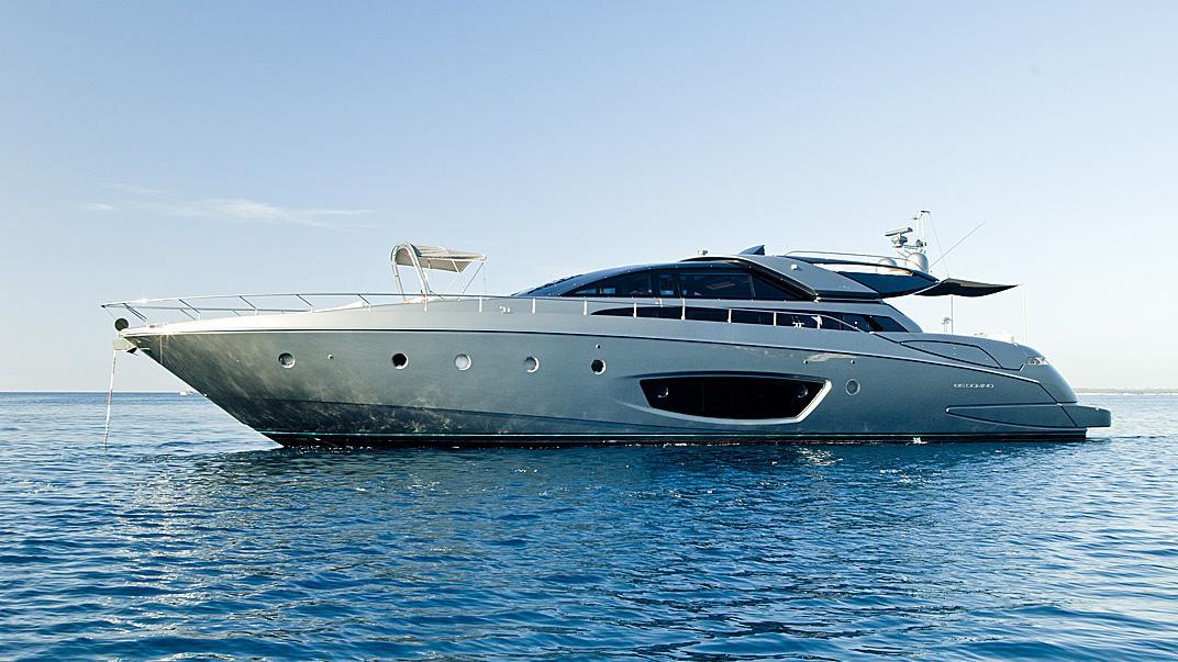 Rhino, yacht for charter: profile