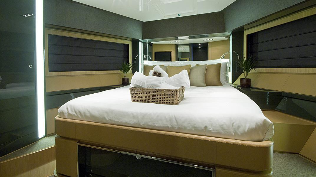Rhino, yacht for charter: vip cabin